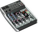 Behringer - 10 Input 2 BUS Mixer w/USB Audio Interface and Multi-FX Processor