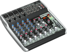 Behringer - 12 Input 2 BUS Mixer w/USB Audio Interface and Multi-FX Processor