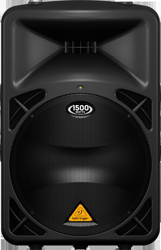 c877f463117 Behringer 1500 Watt 2 Way PA Speaker System W/Woofer - 15 Inch ...