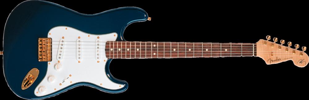 fender robert cray signature stratocaster electric guitar violet long mcquade musical. Black Bedroom Furniture Sets. Home Design Ideas