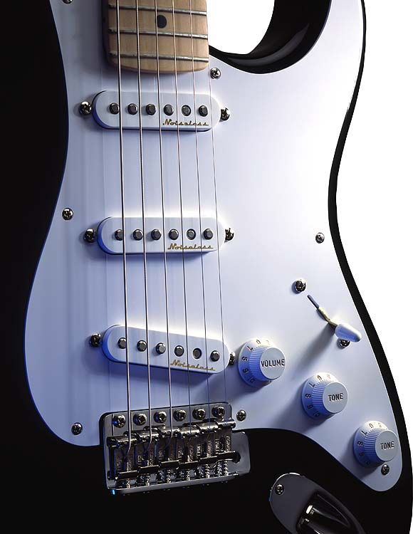 fender eric clapton stratocaster electric guitar olympic white long mcquade musical. Black Bedroom Furniture Sets. Home Design Ideas