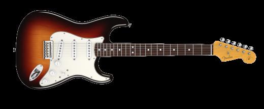 fender robert cray stratocaster electric guitar 3 colour sunburst long mcquade musical. Black Bedroom Furniture Sets. Home Design Ideas