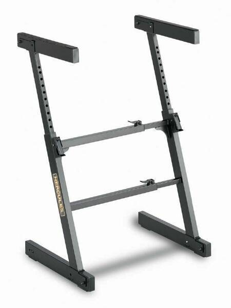 Hercules Stands Z Style Auto Lok Keyboard Stand Long