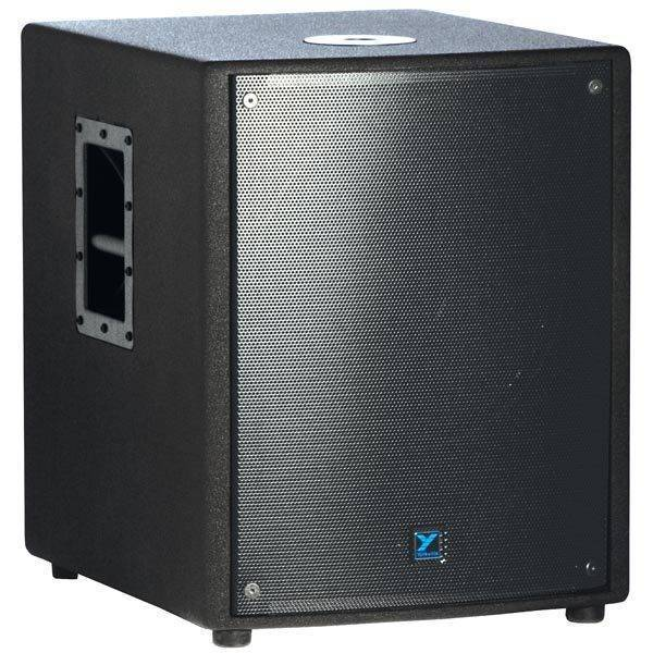 yorkville sound nx series powered subwoofer 15 inch woofer 720 watts long mcquade. Black Bedroom Furniture Sets. Home Design Ideas