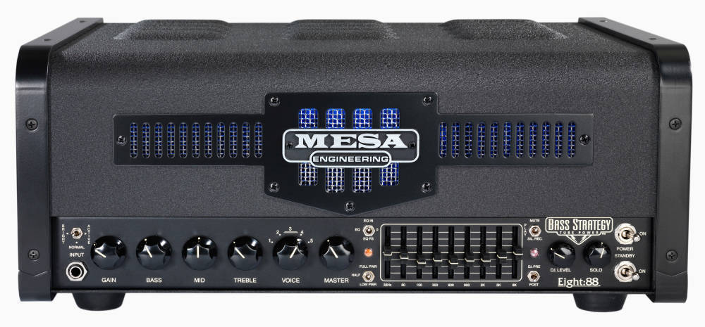 Mesa Boogie Bass Strategy Eight 88 465 Watt Bass Head