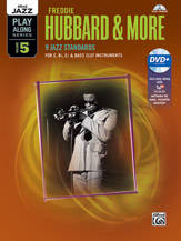 Alfred Jazz Play-Along Series, Vol. 5: Freddie Hubbard & More - Book/DVD-ROM