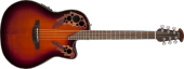 Ovation - Celebrity Elite Mid Depth Acoustic/Electric - Sunburst