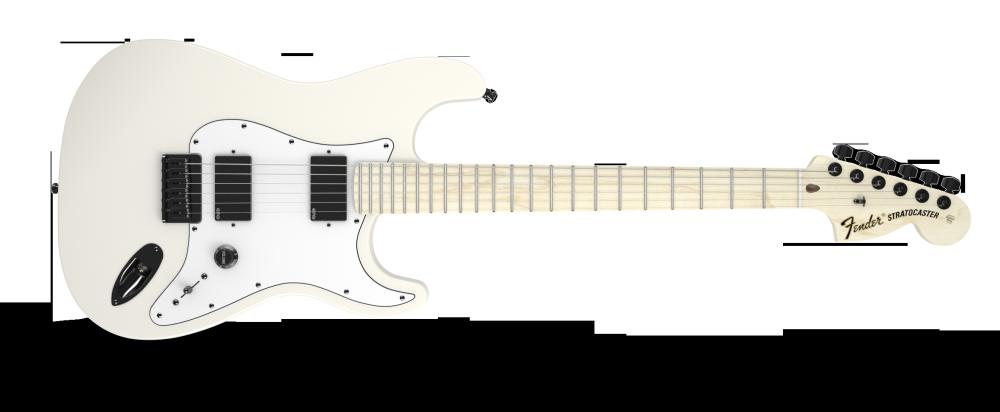 Fender Jim Root Signature Stratocaster - Maple Fingerboard ...