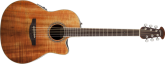 Ovation - Celebrity Standard Plus Mid Depth Acoustic/Electric - Figured Koa