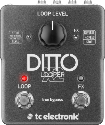 Looper Effects Pedal