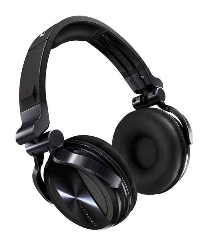 Pioneer Professional DJ Headphones - Black - Long ...