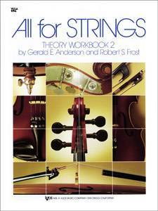All For Strings Theory Workbook 2 - Viola