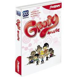 Groovy Shapes Software