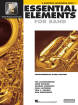 Hal Leonard - Essential Elements for Band Book 1 - Baritone Saxophone - Book/Media Online (EEi)