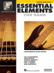 Hal Leonard - Essential Elements for Band Book 1 - Electric Bass - Book/Media Online (EEi)