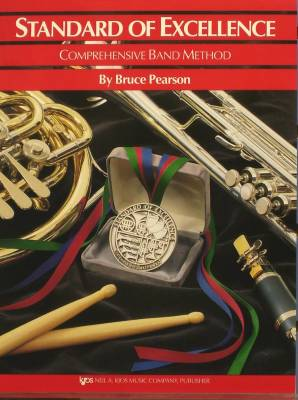 Standard of Excellence Book 1 - Alto Sax