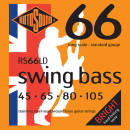 Rotosound - Swing Bass 66 Stainless Steel Bass Strings 45-105