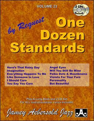 Jamey Aebersold Vol. # 23 One Dozen Standards