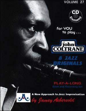 Jamey Aebersold Vol. # 27 John Coltrane