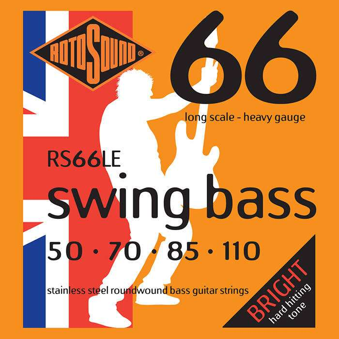 roto sound swing bass 66 stainless steel bass strings 50 110 long mcquade musical instruments. Black Bedroom Furniture Sets. Home Design Ideas