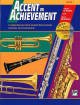 Alfred Publishing - Accent on Achievement Book 1 - Tenor Sax