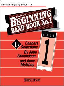 Beginning Band Book No. 1 - 1st Cornet/Trumpet