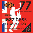 Rotosound - Jazz Bass 77 Monel Flatwound Bass Strings