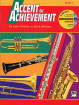 Alfred Publishing - Accent on Achievement Book 2 - Tenor Sax