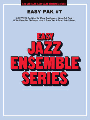 Easy Jazz Ensemble Pak 7 - Gr. 2