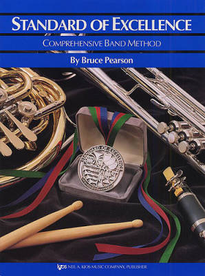 Standard of Excellence Book 2 - BC Baritone