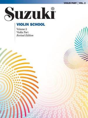 Suzuki Violin School Violin Part, Volume 2 Revised