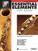 Hal Leonard - Essential Elements for Band Book 2 - Bass Clarinet - Book/Media Online (EEi)