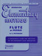 Rubank Publications - Rubank Elementary Method - Peterson - Flute/Piccolo - Book