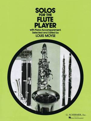 Solos for the Flute Player