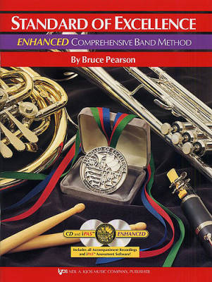 Standard of Excellence Book 1 Enhanced - Electric Bass