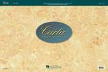 Hal Leonard - Carta Manuscript Paper: No. 28 - 20 Stave - Big Band Score Pad