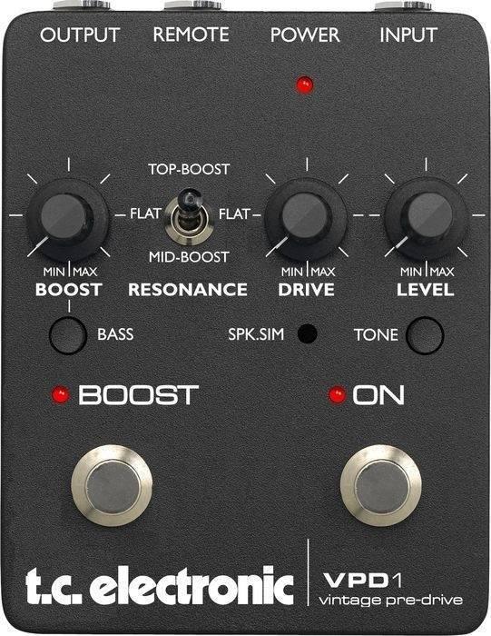 tc electronics bass overdrive