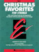 Hal Leonard - Essential Elements Christmas Favorites for Strings - Conley - Cello - Book