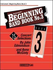 Queen - Beginning Band Book No  3 - 1st Cornet/Trumpet