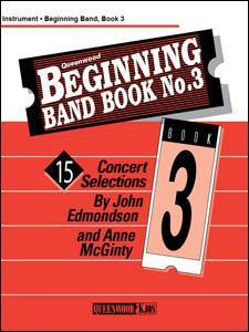 Beginning Band Book No. 3 - 1st Cornet/Trumpet