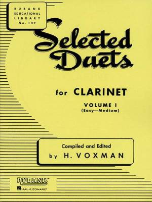Selected Duets for Clarinet