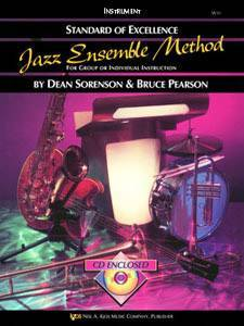 Standard of Excellence Jazz Ensemble Method, Drums