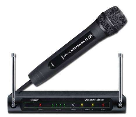 Freeport Handheld Wireless Mic