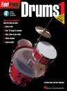 Hal Leonard - FastTrack Drums Method Book 1 - Mattingly/Neely - Drum Set - Book/Audio Online