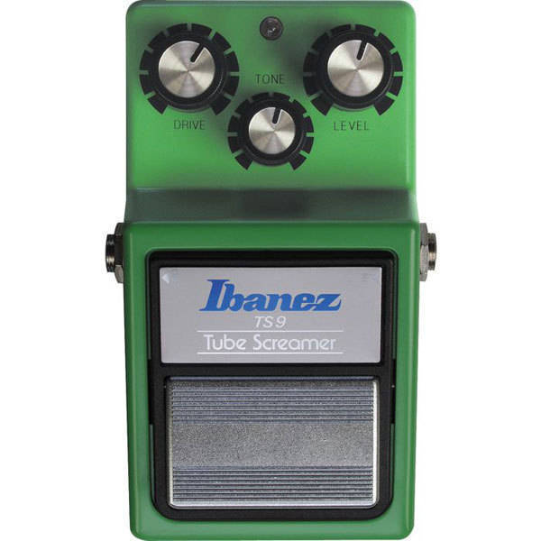 ibanez ts9 tube screamer long mcquade musical instruments. Black Bedroom Furniture Sets. Home Design Ideas