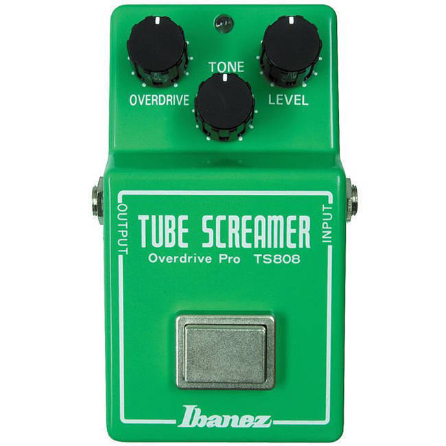 Ibanez - TS808 - Tube Screamer
