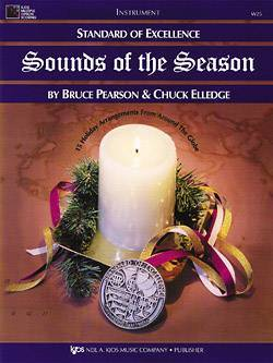 Standard of Excellence: Sounds of the Season - Conductor Score