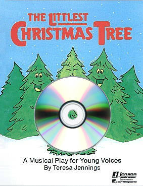 the littlest christmas tree holiday musical jennings showtrax cd