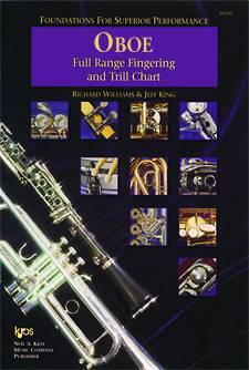 Foundations For Superior Performance Full Range Fingering and Trill Chart