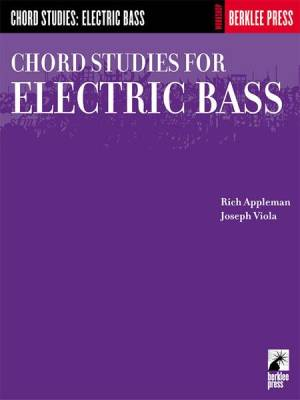 Chord Studies for Electric Bass